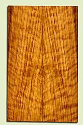 "CDUSB43420 - Port Orford Cedar, Soprano Ukulele Soundboard, Med. to Fine Grain Salvaged Old Growth, Excellent Color & Curl, Great Ukulele Wood, 2 panels each 0.17"" x 4.5"" X 15"", S2S"