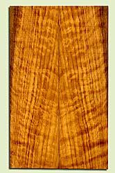 "CDUSB43421 - Port Orford Cedar, Soprano Ukulele Soundboard, Med. to Fine Grain Salvaged Old Growth, Excellent Color & Curl, Great Ukulele Wood, 2 panels each 0.17"" x 4.5"" X 15"", S2S"
