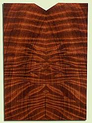 """RWUSB43490 - Redwood, Baritone or Tenor Ukulele Soundboard, Med. to Fine Grain Salvaged Old Growth, Excellent Color& Curl, GreatUkulele Wood, 2 panels each 0.17"""" x 5.375"""" X 15.375"""", S2S"""