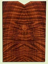 """RWUSB43491 - Redwood, Baritone or Tenor Ukulele Soundboard, Med. to Fine Grain Salvaged Old Growth, Excellent Color& Curl, GreatUkulele Wood, 2 panels each 0.17"""" x 5.375"""" X 15.375"""", S2S"""