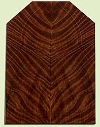 """RWUSB43492 - Redwood, Baritone or Tenor Ukulele Soundboard, Med. to Fine Grain Salvaged Old Growth, Excellent Color& Curl, GreatUkulele Wood, 2 panels each 0.17"""" x 2 to 5.25"""" X 14.625"""", S2S"""