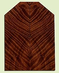 """RWUSB43495 - Redwood, Baritone or Tenor Ukulele Soundboard, Med. to Fine Grain Salvaged Old Growth, Excellent Color& Curl, GreatUkulele Wood, 2 panels each 0.17"""" x 2 to 5.25"""" X 14.625"""", S2S"""