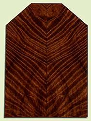 """RWUSB43497 - Redwood, Baritone or Tenor Ukulele Soundboard, Med. to Fine Grain Salvaged Old Growth, Excellent Color& Curl, GreatUkulele Wood, 2 panels each 0.17"""" x 2 to 5.25"""" X 14.625"""", S2S"""