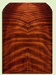 """RWUSB43601 - Redwood, Baritone or Tenor Ukulele Soundboard, Med. to Fine Grain Salvaged Old Growth, Excellent Color& Curl, GreatUkulele Wood, 2 panels each 0.17"""" x 5.5"""" X 15.5"""", S2S"""