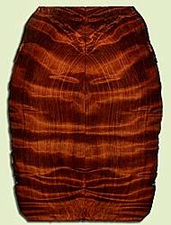 """RWUSB43604 - Redwood, Baritone or Tenor Ukulele Soundboard, Med. to Fine Grain Salvaged Old Growth, Excellent Color& Curl, GreatUkulele Wood, 2 panels each 0.17"""" x 4 to 6"""" X 16.5"""", S2S"""