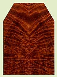 """RWUSB43607 - Redwood, Baritone or Tenor Ukulele Soundboard, Med. to Fine Grain Salvaged Old Growth, Excellent Color& Curl, GreatUkulele Wood, 2 panels each 0.17"""" x 3.25 to 5.5"""" X 15"""", S2S"""