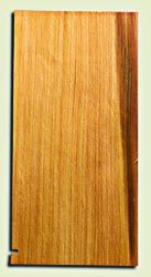 "RCUSB9812 - Western Redcedar One Piece Concert size Ukulele Soundboard, Fine Grain Old Growth, Very Stiff, Rings Like Crystal.   Outstanding Luthier Wood   1 panel .20"" x 8.5"" x 17"" S1S"